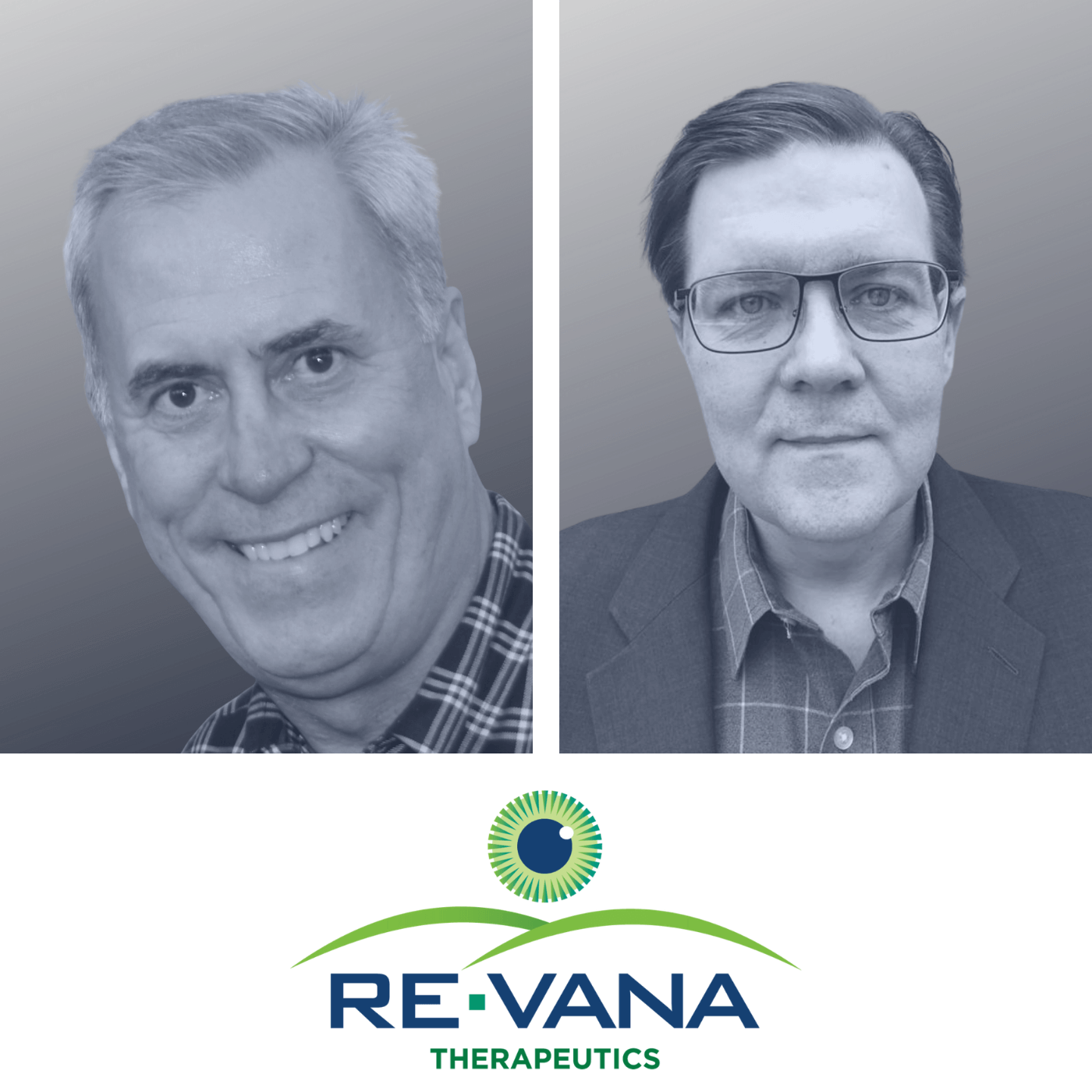 Re–Vana Therapeutics Strengthens Executive Team with the Appointments of Michael Nash as Chief Commercial Officer and David Shima, PhD, as Vice President of R&D